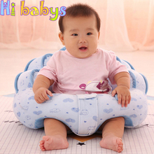 Soft Baby Support Seat Sofa Bean bag Baby Feeding Chair Infant Learn To Sit Chair Plush Toys Safety Child Room Decoration Gift