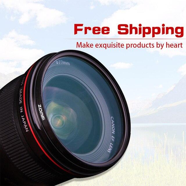ZOMEI CPL Circular Polarizer Camera filter for Canon Nikon DSLR Camera lens 52mm/55/58/62/67/72/77/82mm 4