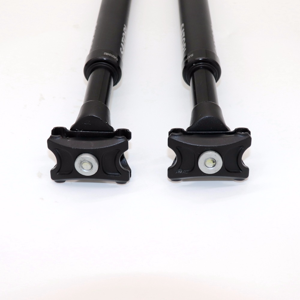 Satori Suspension Seatpost Shock Absorb for MTB Bicycle 27 2 28 6 30 1 30 4 30 9 31 6mm X355MM Bike Seat post Setback zoom in Bicycle Seat Post from Sports Entertainment
