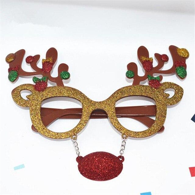 Очки Рождество в ассортименте 3