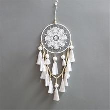 Handmade Dream Catcher Wind Chimes Home Hanging Craft Gift Dreamcatcher Decoration Ornament Car Hanging Decoration