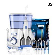 Durable Oral Irrigator Dental Water Irrigator Teeth 5 12W 800ml Whitening Water Adapter 20-120 PSI Flosser