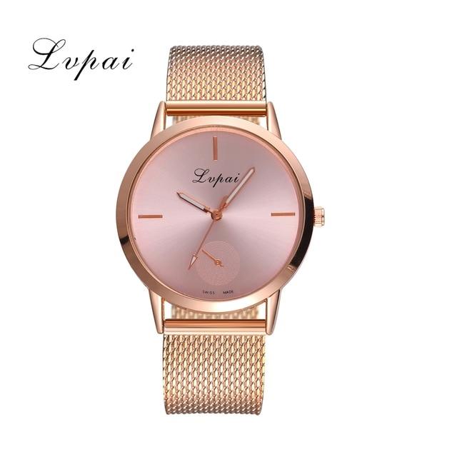 7ed2784d38f4 Relojes de marca de lujo de las mujeres deportes estudiante vestido Reloj  de cuarzo Reloj de