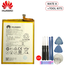 Hua Wei HB396693ECW Original Replacement Phone Battery For Huawei Mate 8 NXT-AL10 NXT-TL00 NXT-CL00 NXT-DL00 3900mAh + Tools