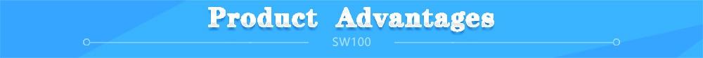 SW100 advantages