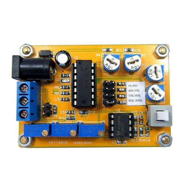 ICL8038 DDS generador de señal para Sine Salida de onda cuadrada