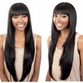 "26"" Long Straight Lolita Wig  For Black Women synthetic Long Black Wig Natural Hair Queen Hair Product Perruque Synthetic Women"