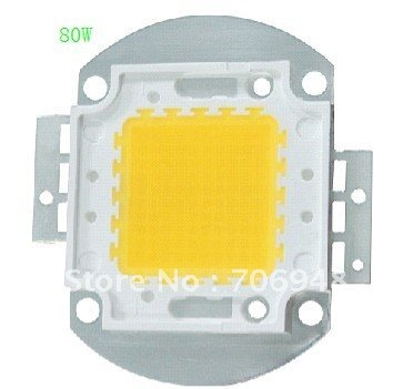 high power 80w white led diode