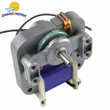 Шанкс 220 В переменного тока теневой электродный двигатель 2700 об/мин для микроволновой печи, холодильника, вентиляционного вентилятора асинхронный двигатель Низкий уровень шума