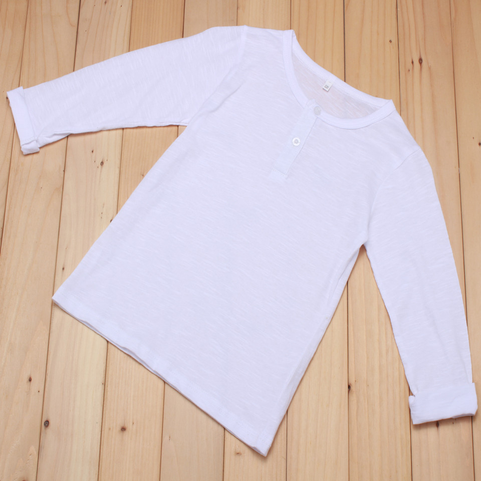 1b5a0ae14333 Aliexpress.com   Buy Seartist Baby Girl Clothes Long Sleeved T shirt Girl  Plain White Top Tee Spring Autumn Tshirt Girls Clothes Tshirt 2019 New 46  from ...