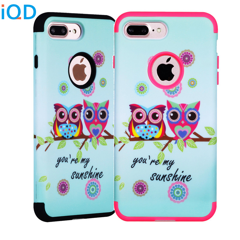 IQD For iPhone 7 Case Fitted 3 in1 ολιστικό - Ανταλλακτικά και αξεσουάρ κινητών τηλεφώνων - Φωτογραφία 3