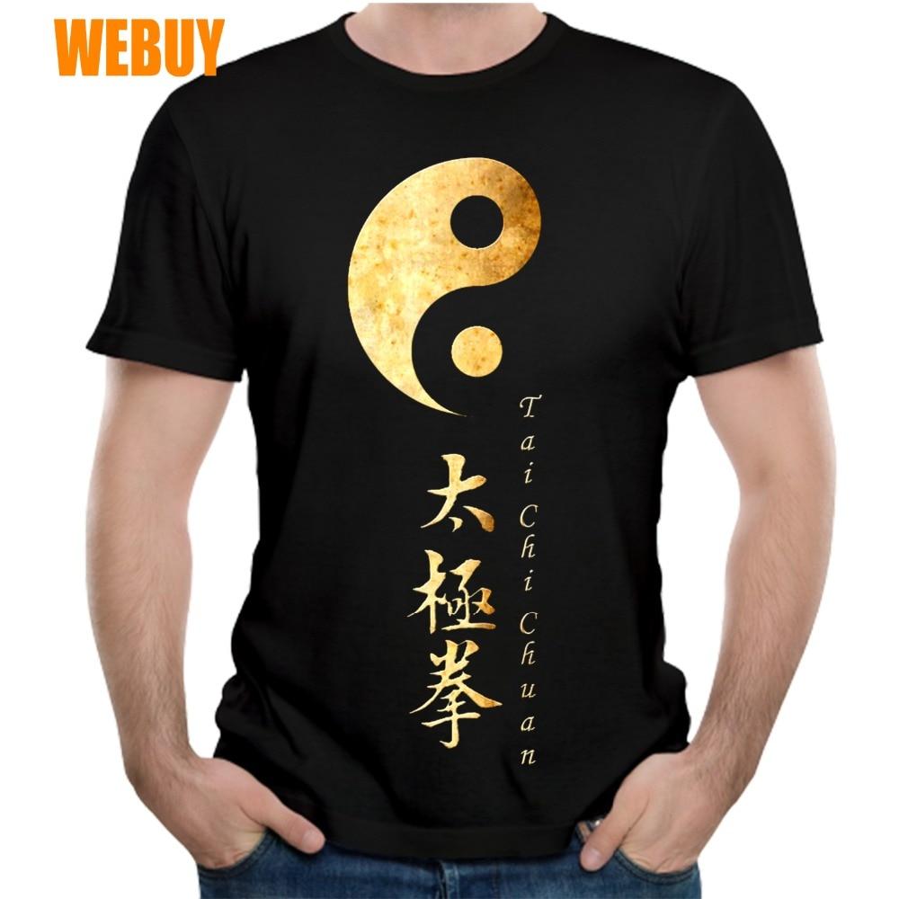 Новая футболка для мальчиков Tai Chi Yin Yang Harajuku, дышащая футболка размера плюс с 3D принтом, 100% хлопок Футболки    АлиЭкспресс