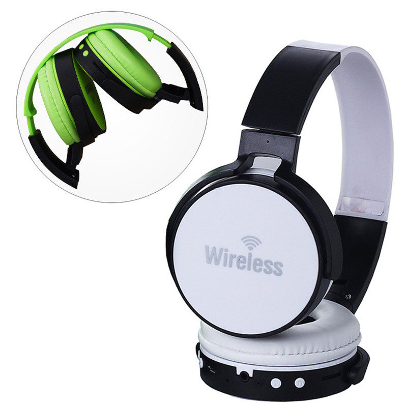 Wireless Headphones Bluetooth Headset V4.2 Earphone MP3 Headphone Earbuds Earphones With Microphone For PC mobile phone music magift bluetooth headphones wireless wired headset with microphone for sports mobile phone laptop free russia local delivery hot