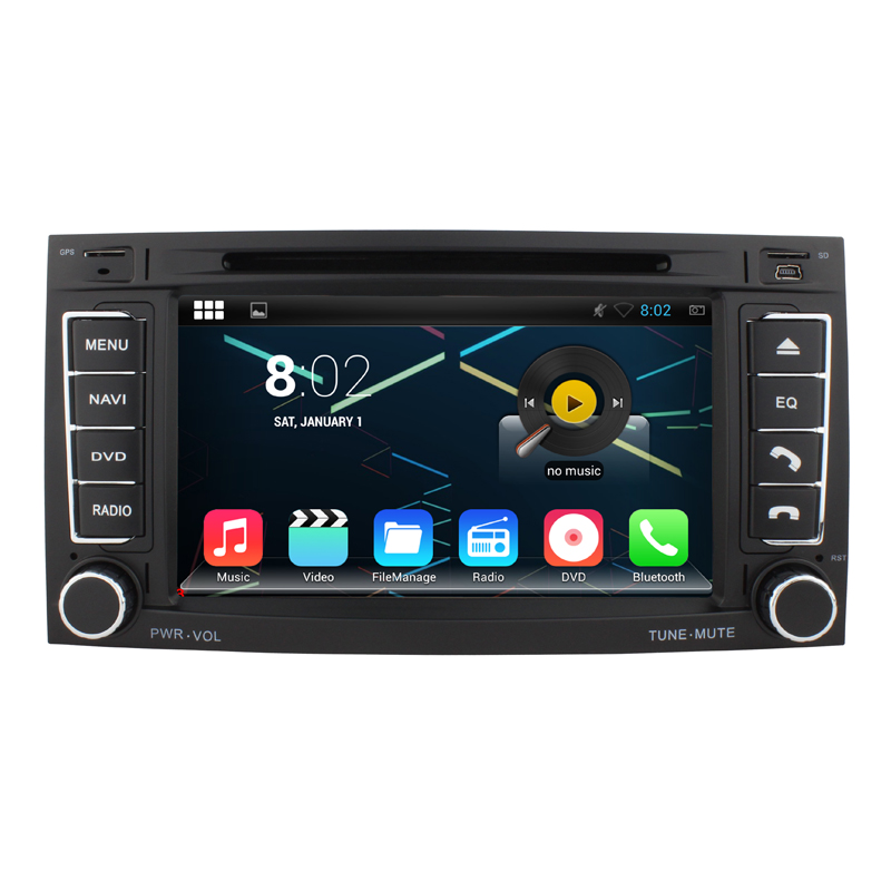 newest android 5 1 1 quad core car dvd player for vw. Black Bedroom Furniture Sets. Home Design Ideas