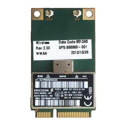 Odblokowany hs2350 Ericsson F5321 hp 668969 001 bezprzewodowy 3G 21 M HSPA + WWAN Mini Karta PCI E dla hp 4341 S 4340 S 4540 S 4441 S 4440 S|Modemy 3G|   -