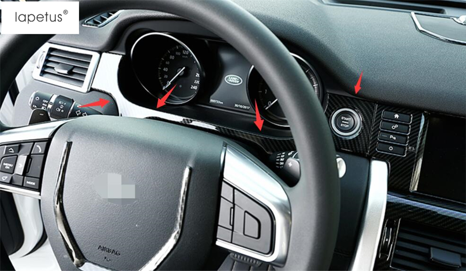 Lapetus Accessories Fit For Land Rover Discovery Sport