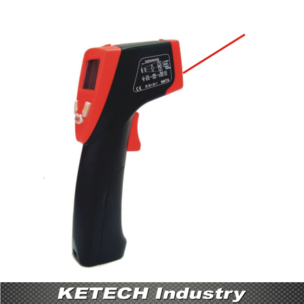 AZ-8872 Infrared IR Thermometer Measuring Range-40C ~ +320C