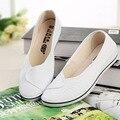 Asakuchi zapato de las mujeres zapatos de fiesta de moda de Corea 2016 primavera Shanghai shuangqian marca zapatos de la enfermera de una generación