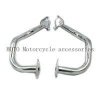 Motorcycle Fence Bumper Front Side Protector For Honda CB400 CB 400 92 93 94 1995 1996