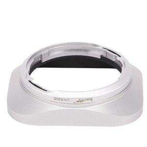 Image 4 - CNC aluminium Vierkante Zonnekap met Cap voor Fuji FUJINON Lens XF 35mm/F2, XF 23mm/F2