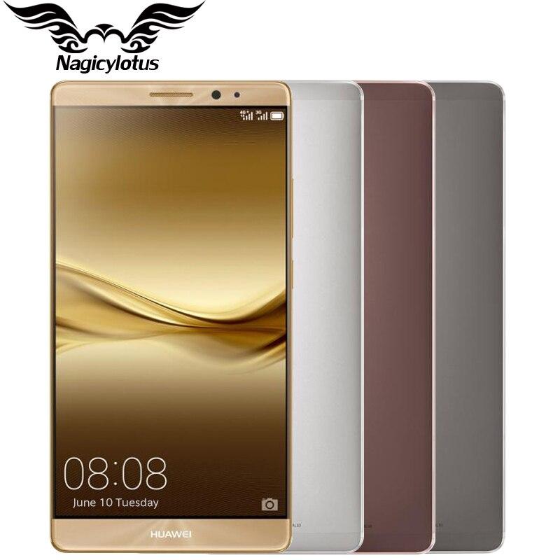 Original HUAWEI Mate 8 4G LTE Mobile Phone Kirin 950 Octa Core 6 0inch 3GB RAM