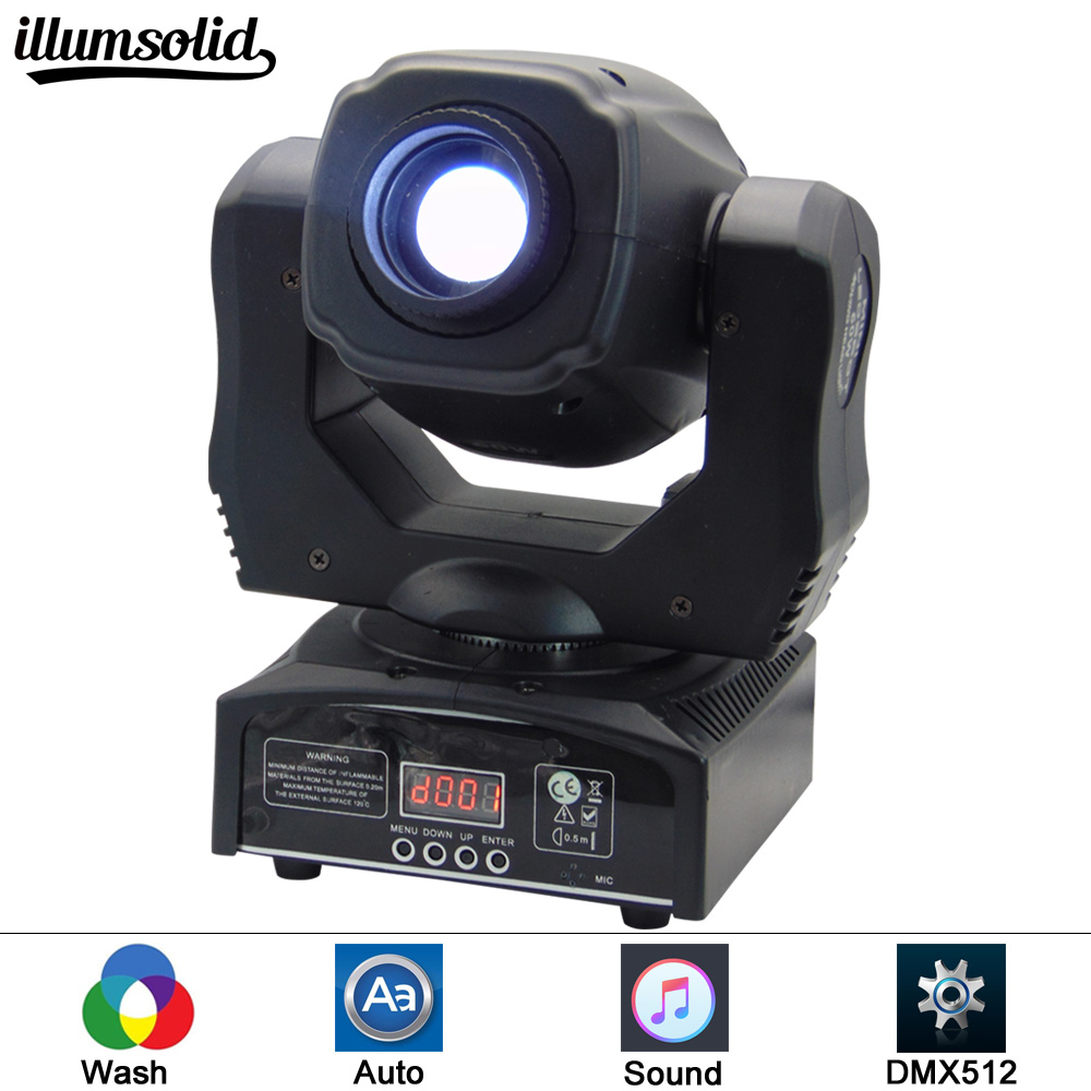 60W Mini LED DMX gobo Moving Head Spot Light Club DJ Stage Lighting Party Disco Moving heads Light 60w lyre avec gobo led moving head spot beam wash light dmx 512 professional dj disco party wedding stage lighting projector