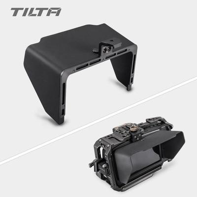 Tilta TA T01 HSH Partial Sunhood for Blackmagic BMPCC 4K Camera LCD Screen