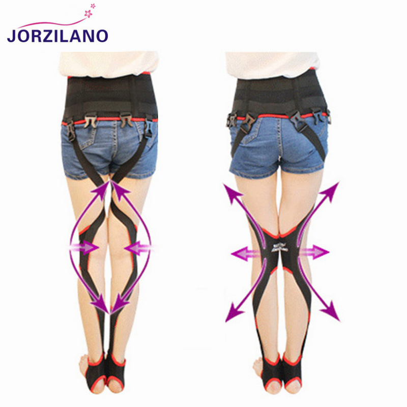 JORZILANO O Form X Form Legs Correction Belt Available All Day Corrective Leg Correct Belts Foot Care Tools M/ L For Men Women belt
