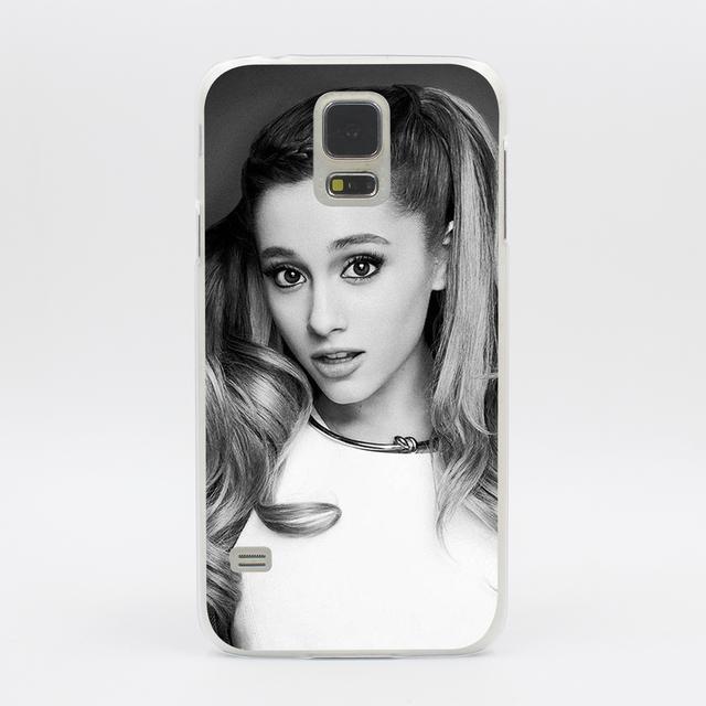 Ariana Grande Hard Case for Samsung Galaxy S3 S4 S5 & Mini S6 S7 Edge S6 S8 Edge Plus