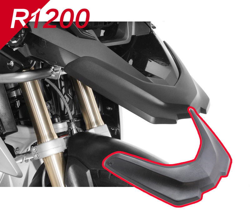 Motorcycle Accessories R 1200 GS Front Nose Fairing Beak Cowl Protector Guard For 2013-2016 BMW R1200GS R1200 GS LC 2014 2015