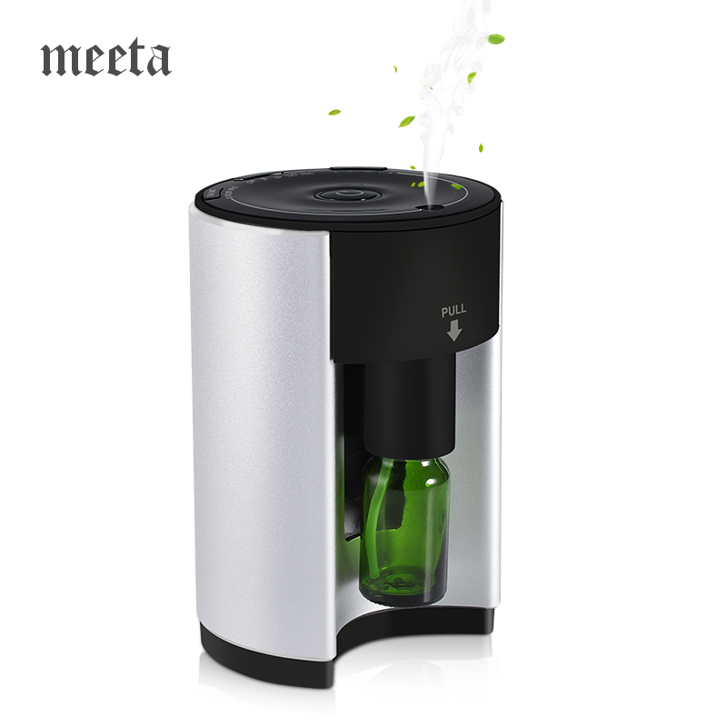 Waterless Nebulizing Diffusers Diffuseur Air Humidifier Aluminium Alloy Aroma Essential Oil Diffuser Household Home Work Yoga celling essential oil diffuser 100% essential oil nebulizing home diffuser fragrance essential oil hvac scent system