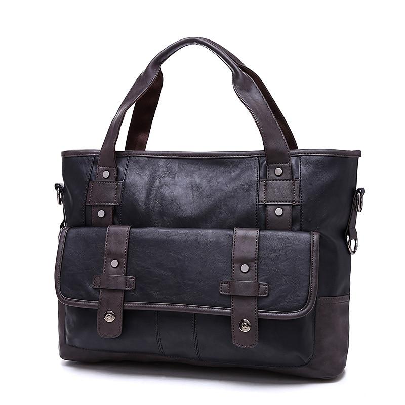 2017 New Design Mens Briefcase Satchel Bags For Men Business Fashion Messenger Bag 14 Laptop Bag 2017 New Design Mens Briefcase Satchel Bags For Men Business Fashion Messenger Bag 14 Laptop Bag