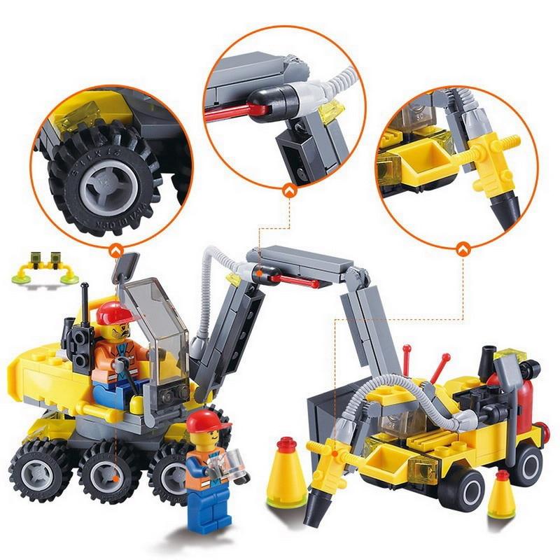 6092-KAZI-City-Construction-Engineering-Team-Excavator-Model-Building-Blocks-Enlighten-Figure-Toys-For-Children-Compatible