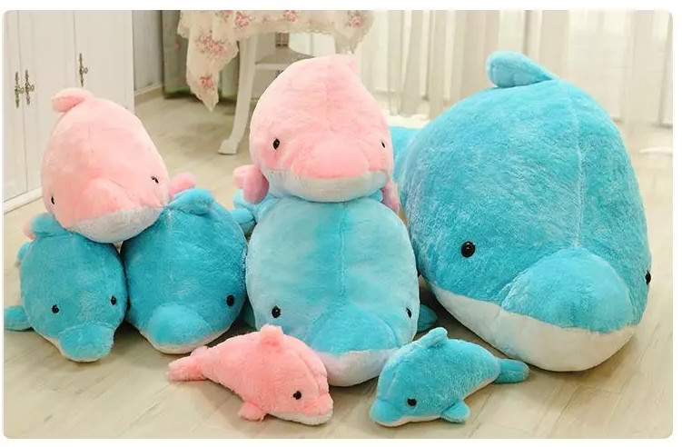 Online Buy Wholesale Dolphin Stuffed From China Dolphin