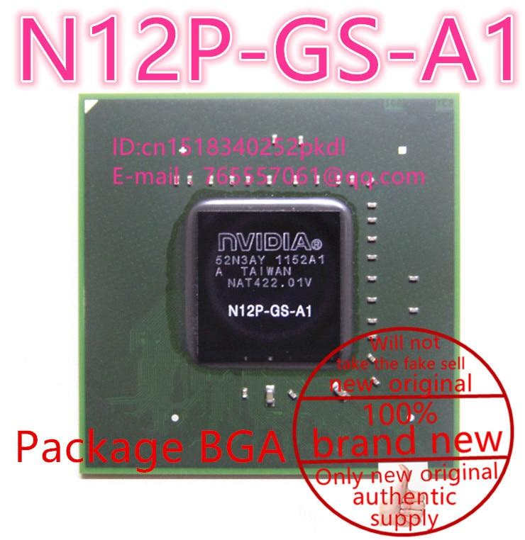 ФОТО 100% New N12P-GS-A1  BGA Chipset