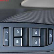 Bjmycyy автомобильный Стайлинг abs 7 шт/компл кнопки для подъема