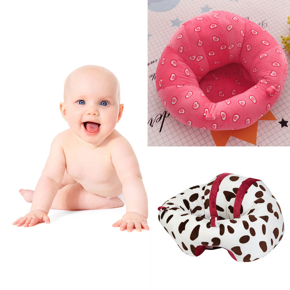 2017 Newest PP cotton Nursing Pillow U Shaped Cuddle Baby Seat Infant Safe Dining Chair Cushion for 0-2 years children baby #JD цена