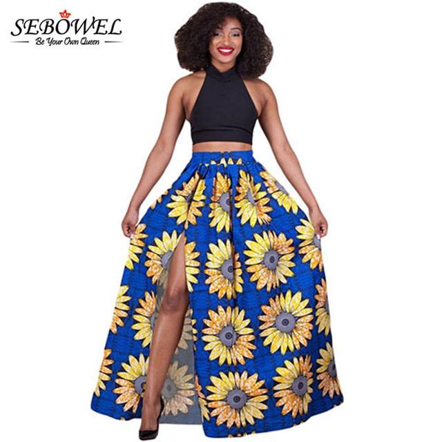 Plus Size Sunflower Dress