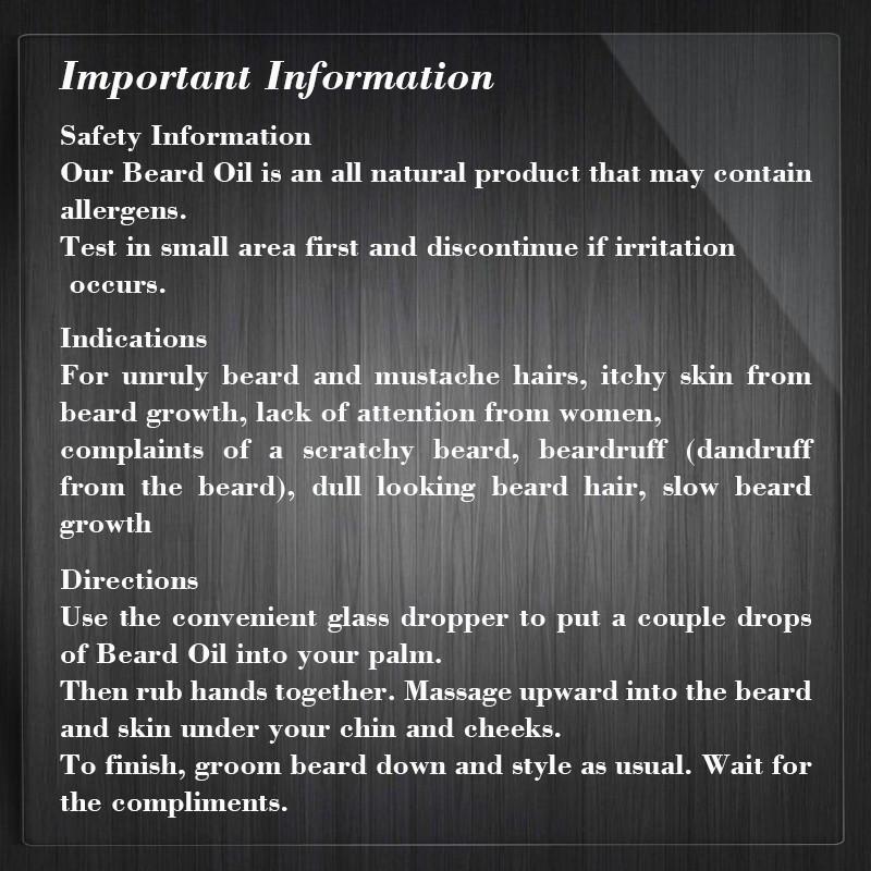 HTB1uWVuLpXXXXa7XVXXq6xXFXXX4 - Preboily Beard Oil, Pure Blend of Natural Ingredients with FREE Balm