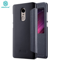 NILLKIN For Xiomi Redmi Note 4 X Cover Funda Coque Sparkle Series For Xiaomi Redmi Note