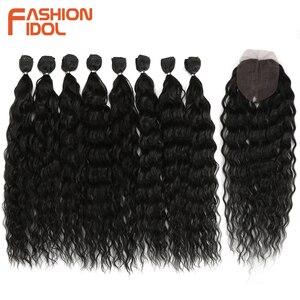 FASHION IDOL Water Wave Hair B