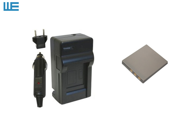 NP-40 NP-40N NP40 NP40N Battery and Charger for Fujfilm Fuji Finepix F402 F455 F460 F470 V10 F810 Z3 F650 J50.