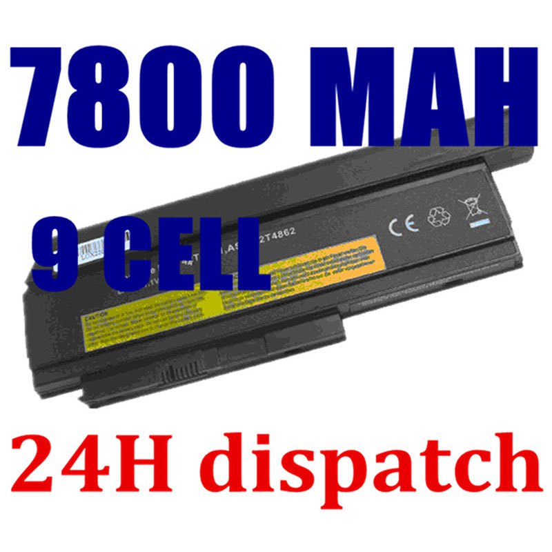 HSW Laptop Battery For Lenovo ThinkPad X220 X220i X220s Series 0A36281 0A36282 0A36283 42T4861 42T4862 42T4863 42T4865 42T4901 original 9cell for lenovo ibm thinkpad x220 x220i x220s 0a36282 0a36283 42t4862 42y4874 42y4868 42t4941 42t4940 42t4942 42y4864