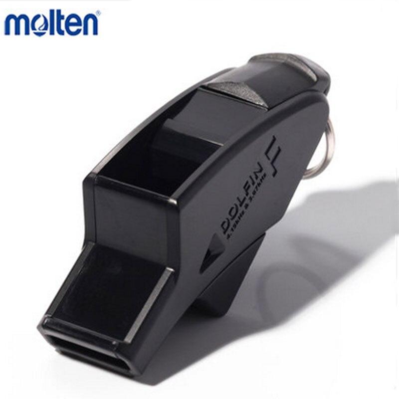 Molten Resin Whistle RA0070-K Referee Training Basketball Football Special Professional Treble Whistle