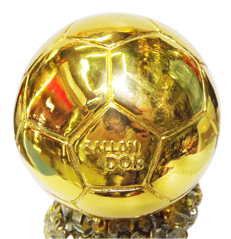2014 Football Cups Trophy Soccer 21CM 1.2KG World Player of the Year Ballon d'Or Golden Trophies Champions Fans Souvenir world cup in south africa world cup model european soccer cup trophy custom football fans articles