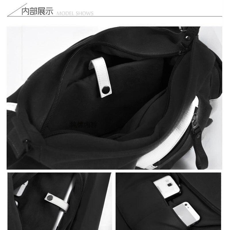 Marshmello DJ Shoulder bag Backpack Women Men Messenger Bags Rucksack Travel Gym Schoolbag Bag