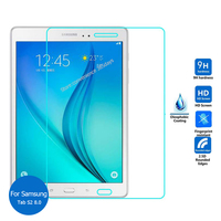 For Samsung Galaxy Tab S2 8.0 Tempered Glass screen Protector 9h Safety Protective Film On Tab S 2 8 T710 T715 SM-T710 SM-T715