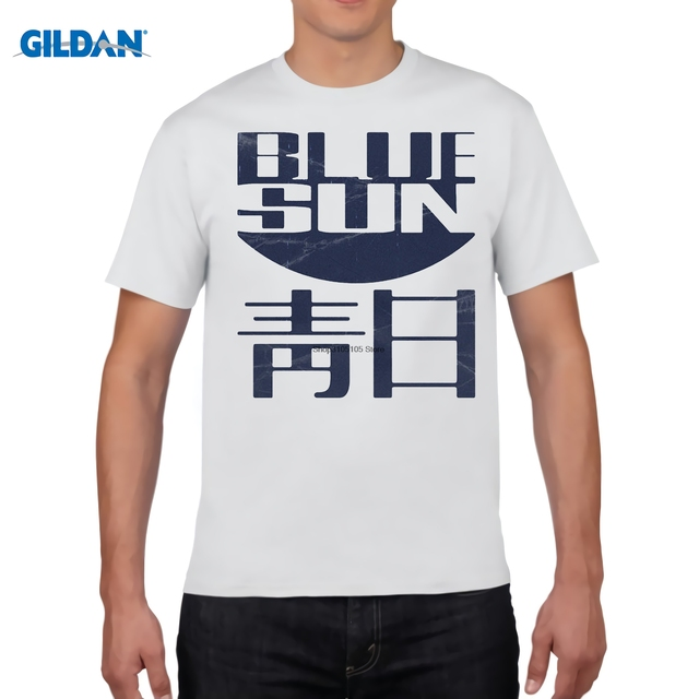 f992dc9702e GILDAN New Fashion Print Short Tees Serenity Firefly Blue Sun Logo Jayne  Cobb Screen Accurate O-Neck Cotton Men's T-Shirt