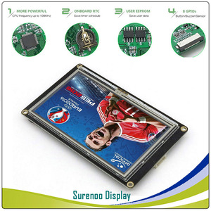 "Image 3 - 4.3"" NX4827K043 Nextion Enhanced HMI USART UART Serial Resistive Touch TFT LCD Module Display Panel for Arduino Raspberry Pi"
