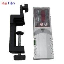 KaiTian Открытый Приемник для Лазерного Уровня и 635nm Самовыравнивающая 5 Линий Уровня с Точностью Обнаружения Ротационный Лазерный Сигнал 50 М